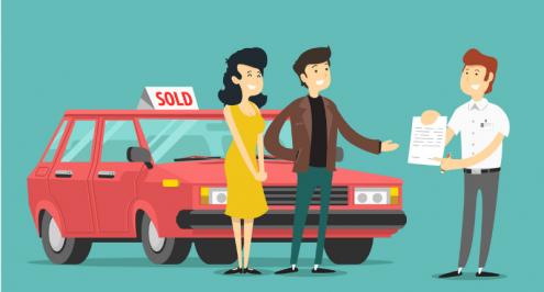 Müün kasutatud auto: juhend