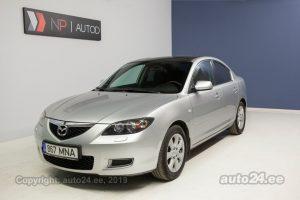 Mazda 3 1.6  77 kW