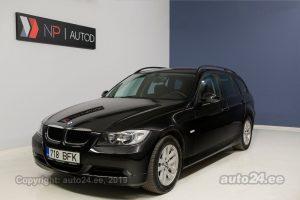 BMW 320 Touring 2.0  120 kW