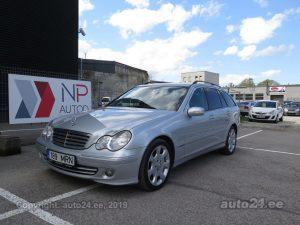 Mercedes-Benz C 320 CDI 3.0  165 kW