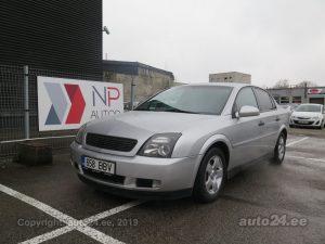 Opel Vectra DTi-16V 2.2  92 kW