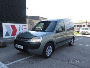 Peugeot Partner HDi 1.6  66 kW