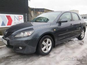 Mazda 3 Facelift 1.6  66 kW