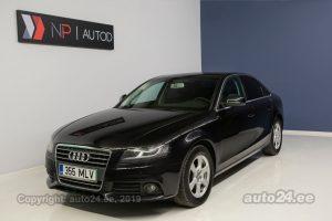 Audi A4 TDI 2.0  100 kW