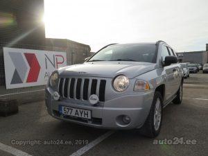 Jeep Compass 4X4 2.4  125 kW