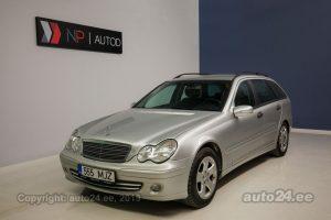 Mercedes-Benz C 220 CDI Combi 2.1  110 kW