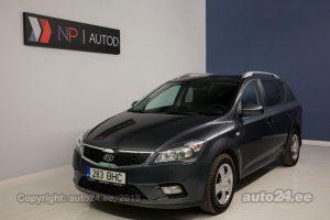 Kia cee'd Sportswagon Active Plus 1.4  77 kW
