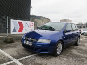 Fiat Stilo Multijet 120 1.9  88 kW