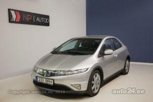 Honda Civic i-CTDi 2.2  103 kW