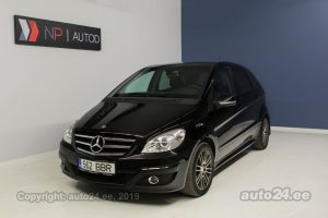 Mercedes-Benz B 180 CDI 2.0  80 kW
