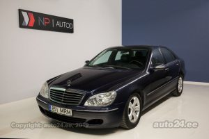 Mercedes-Benz S 350 Special Edition AMG 3.7  180 kW