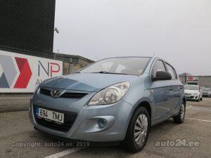 Hyundai i20 City 1.2  57 kW