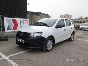Dacia Sandero City 1.1  55 kW