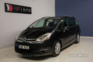Citroen C4 Picasso HDiF 2.0  100 kW