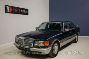 Mercedes-Benz 280 SE 2.8  136 kW