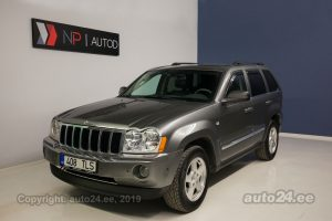 Jeep Grand Cherokee CRD 3.0  160 kW