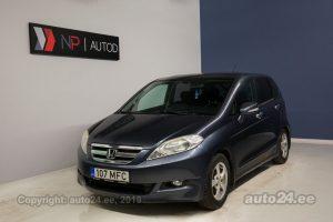 Honda FR-V Family 2.0  110 kW