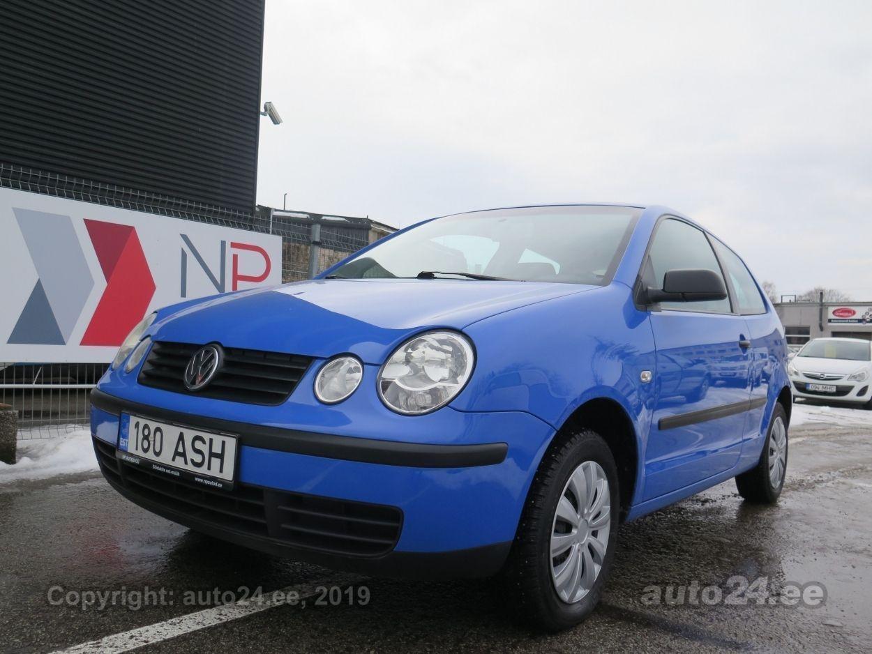 Volkswagen Polo City 1.2  40 kW