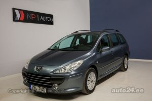 Peugeot 307 HDiF 1.6  80 kW
