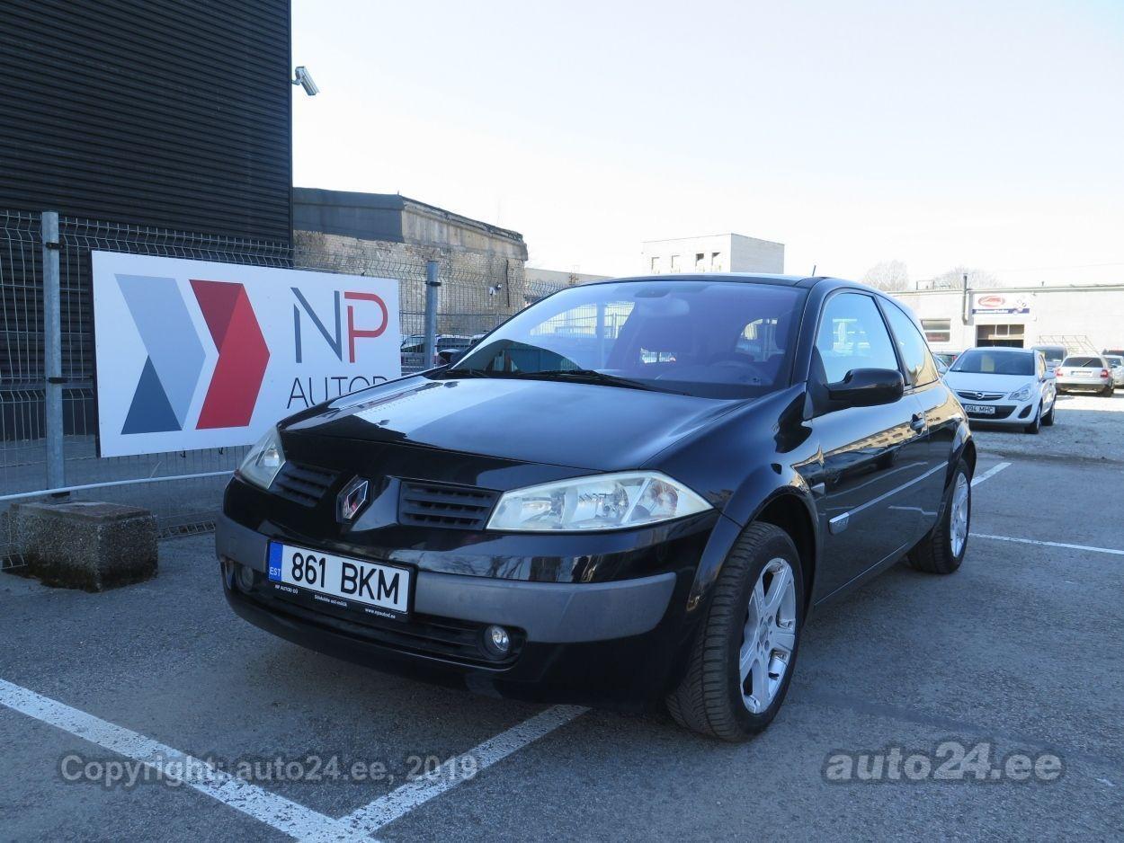 Renault Megane 16V 1.4  72 kW