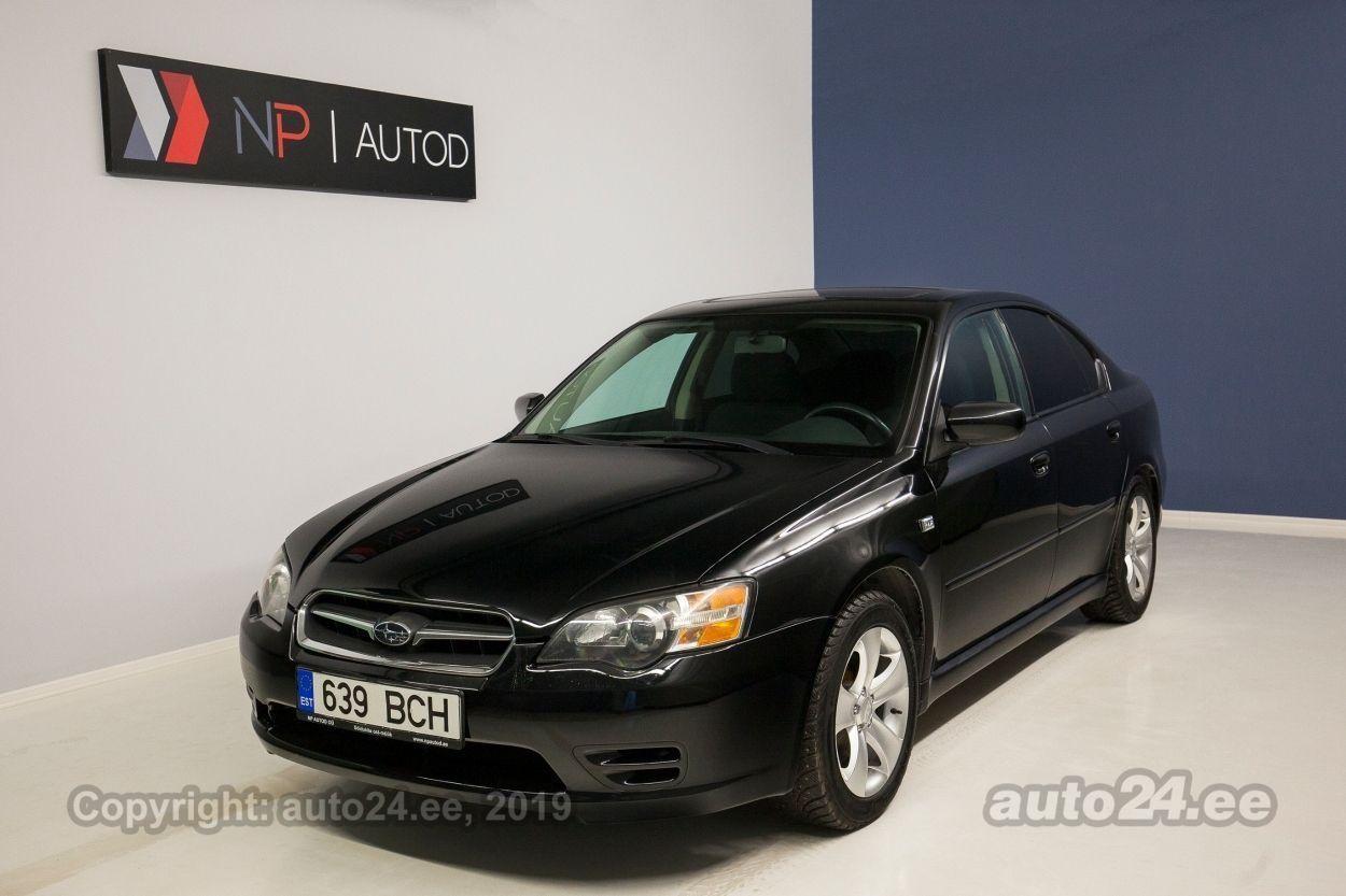 Subaru Legacy Luxury 2.5  127 kW