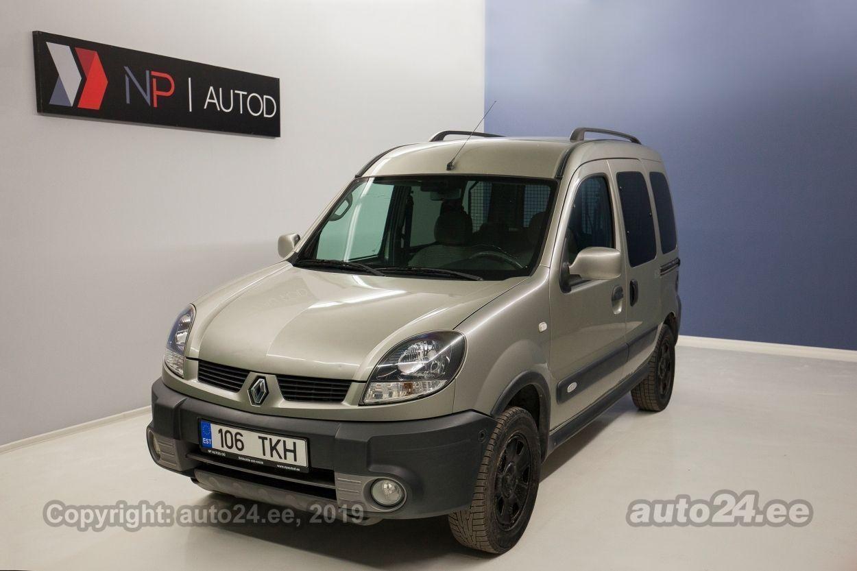 Renault Kangoo 4×4 1.9  62 kW