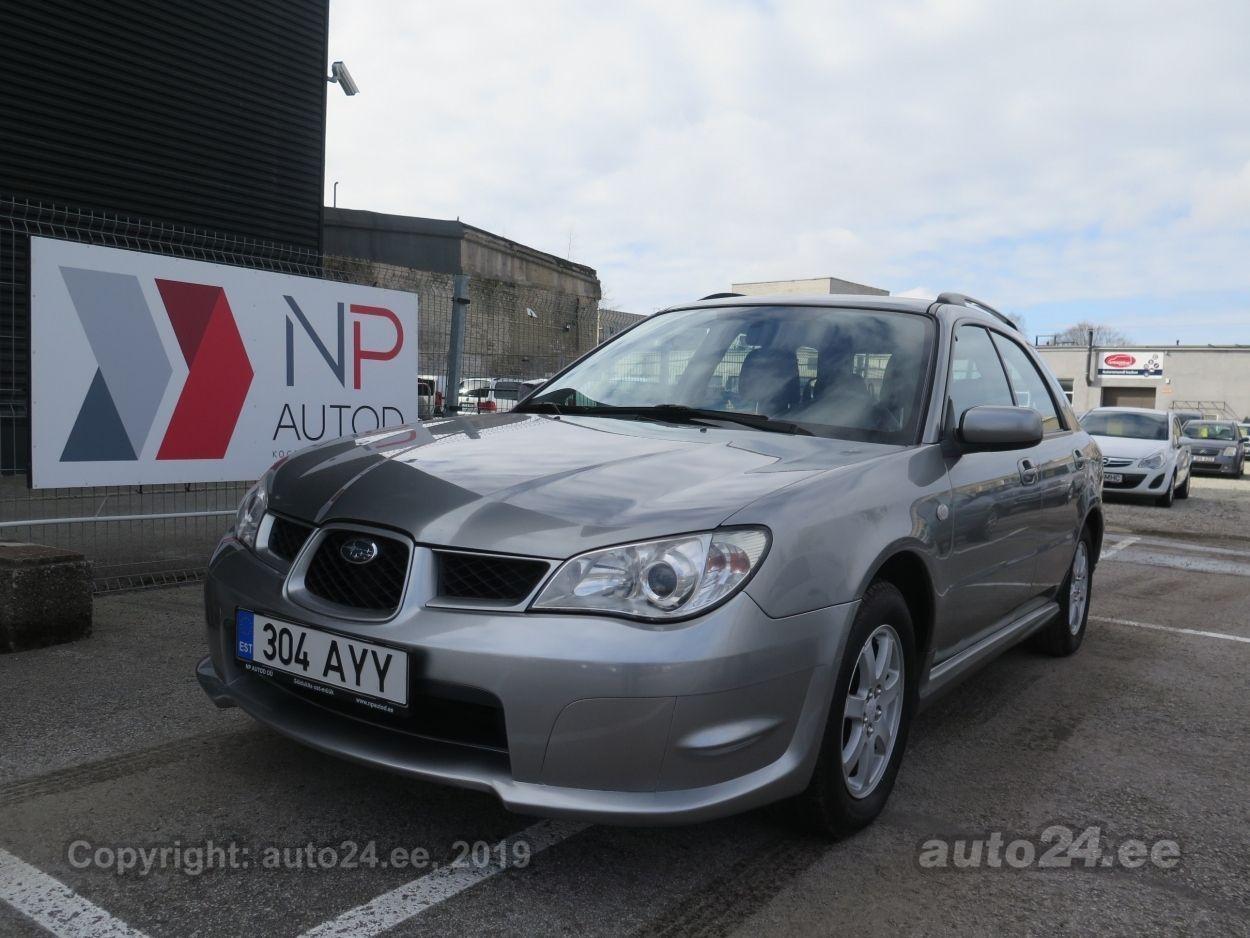 Subaru Impreza AWD Comfort Edition 1.5  77 kW