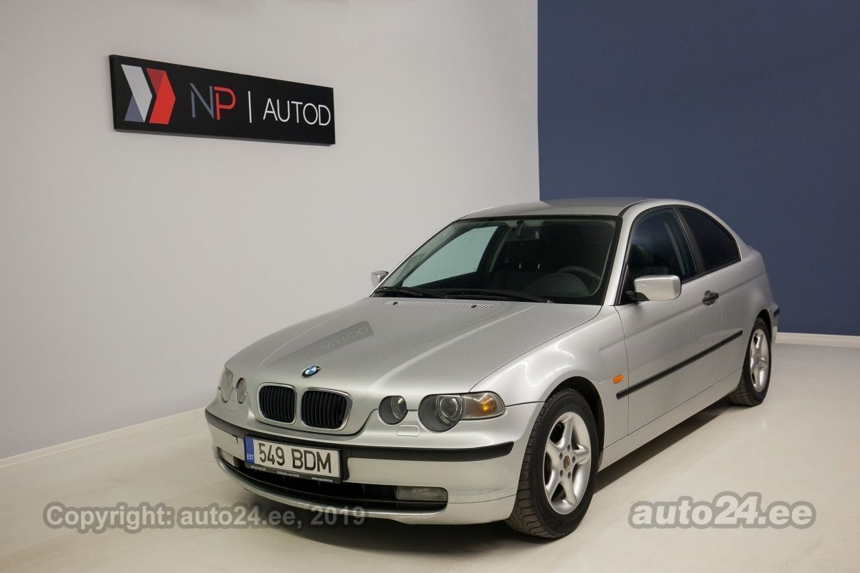 BMW 316 ti Compact 1.8  85 kW