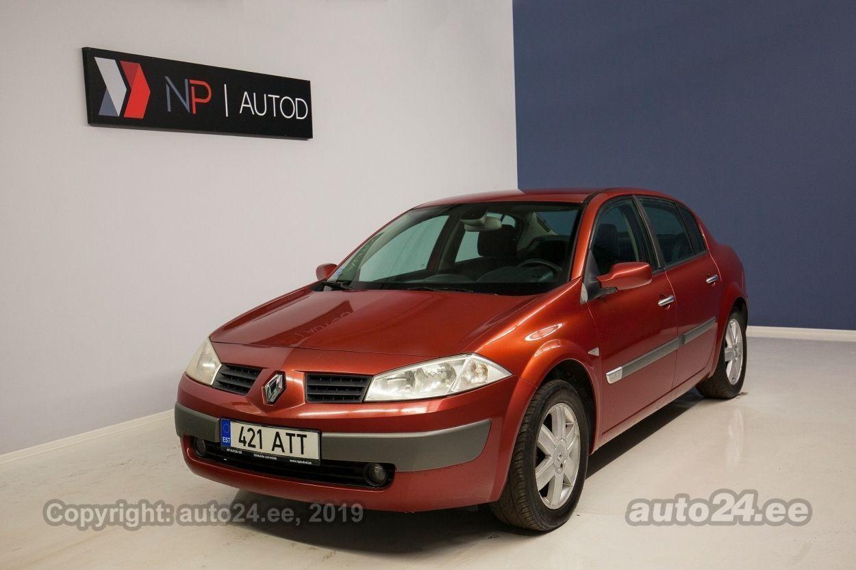 Renault Megane 1.6  83 kW
