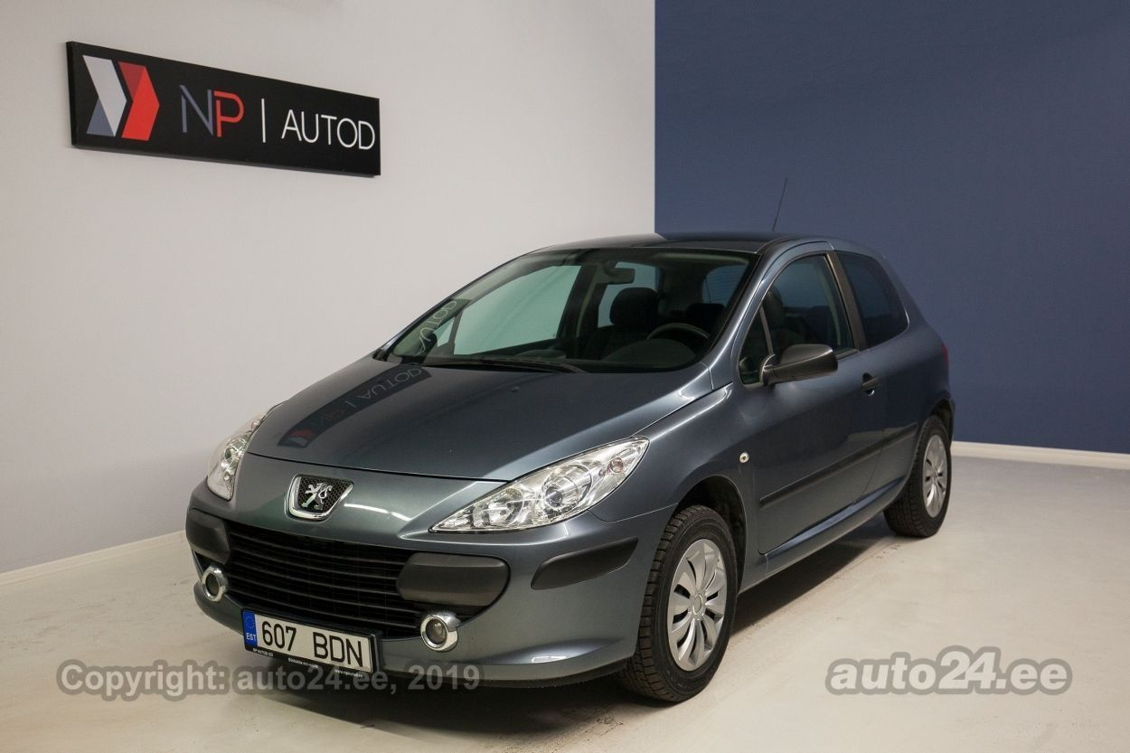Peugeot 307 HDi 1.6  66 kW