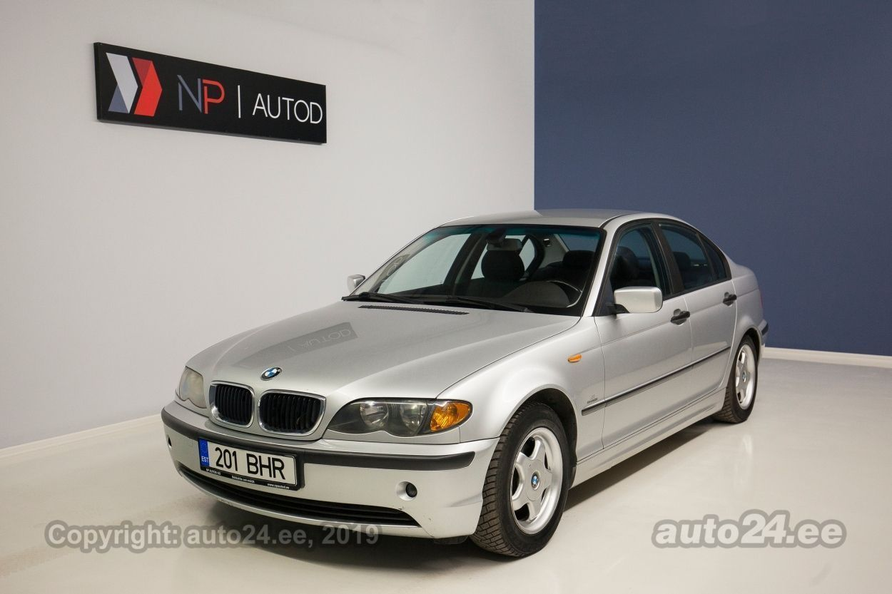 BMW 316 Facelift 1.8  85 kW