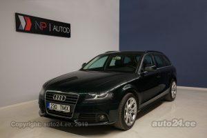 Audi A4 AVANT 1.8  118 kW
