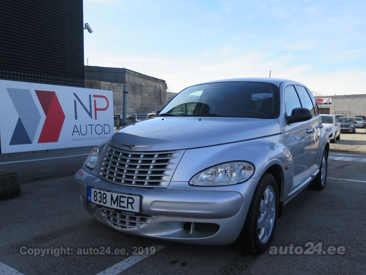 Chrysler PT Cruiser Comfort 1.6  85 kW