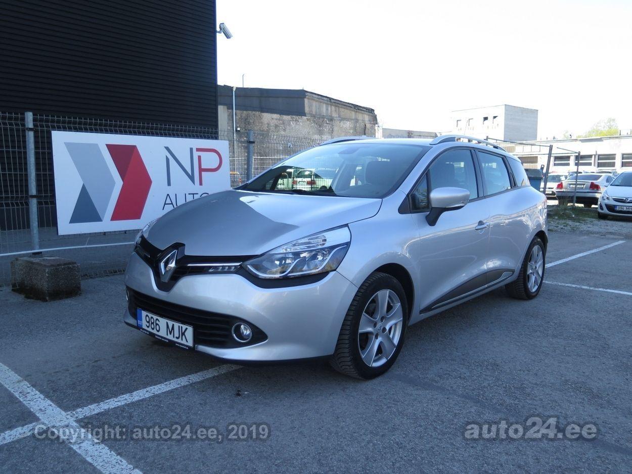 Renault Clio Estate 0.9  66 kW