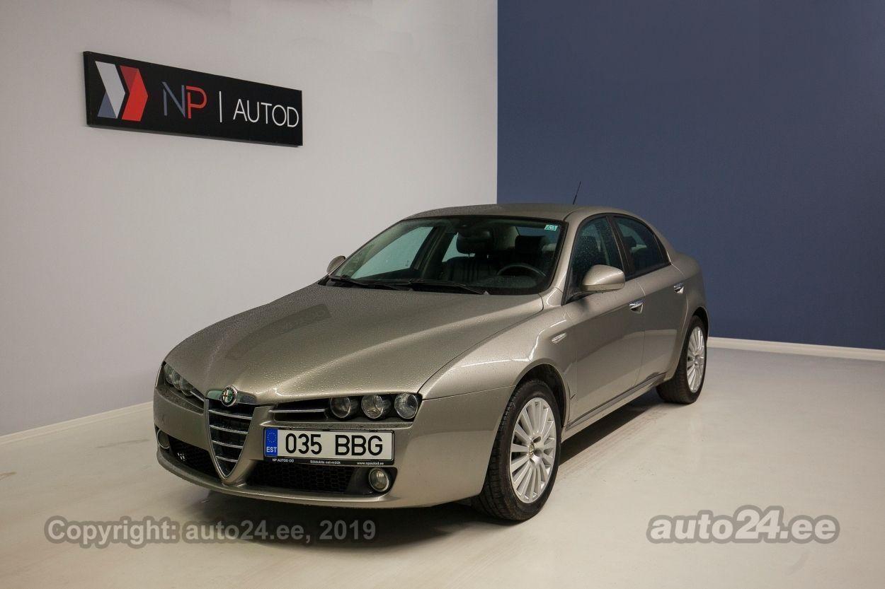 Alfa Romeo 159 JTS 2.2  136 kW