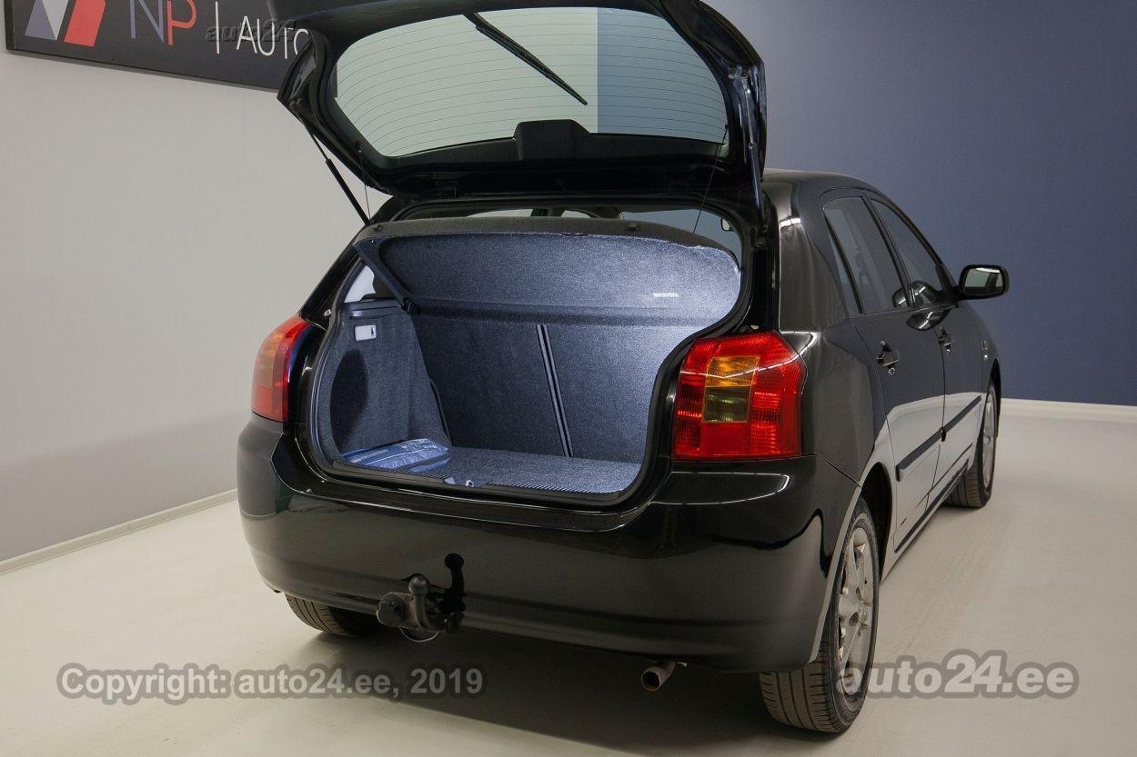 Toyota Corolla VVT-i 1 6 81 kW - NP AUTOD