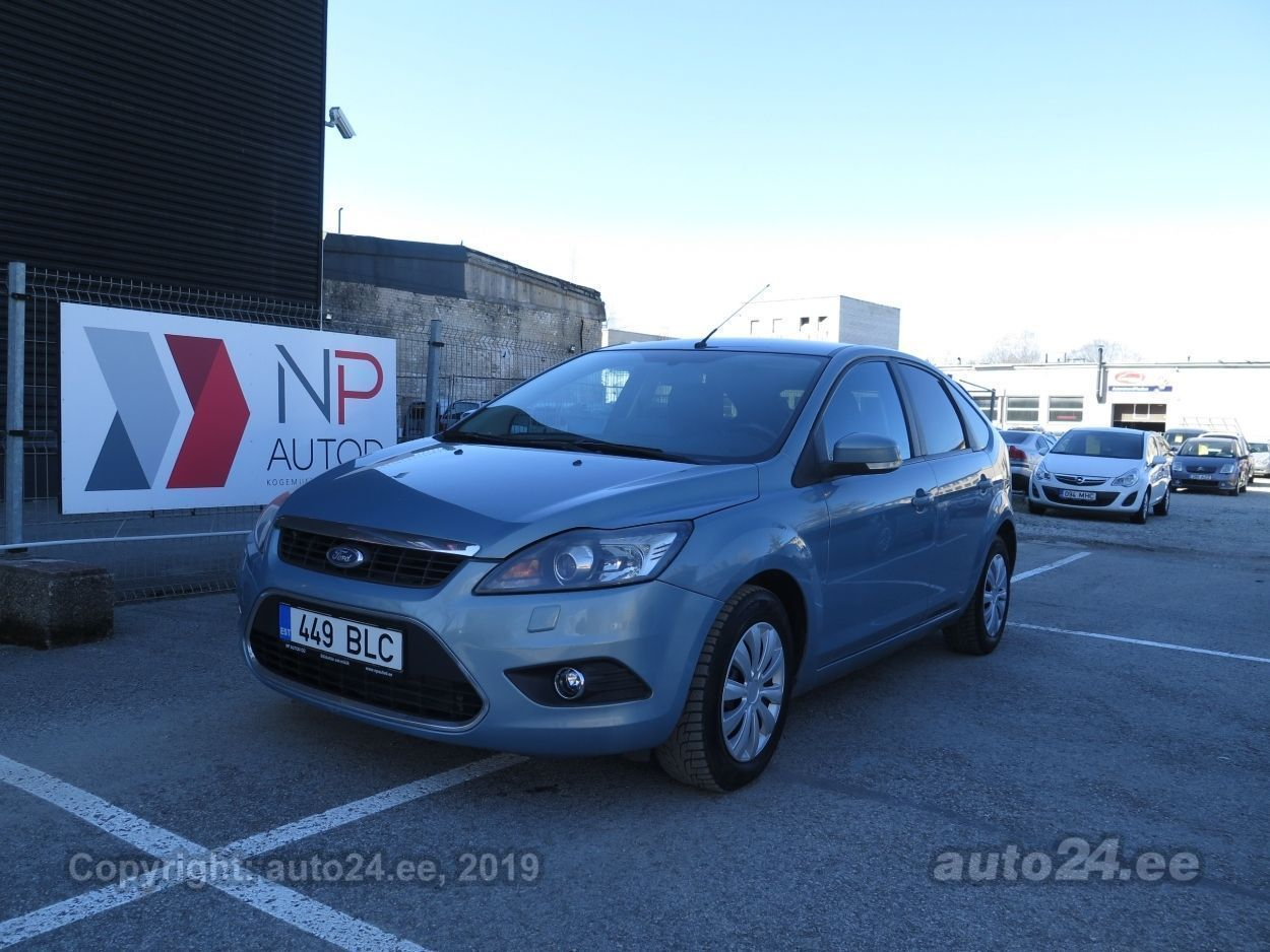 Ford Focus TDCi 1.6  80 kW