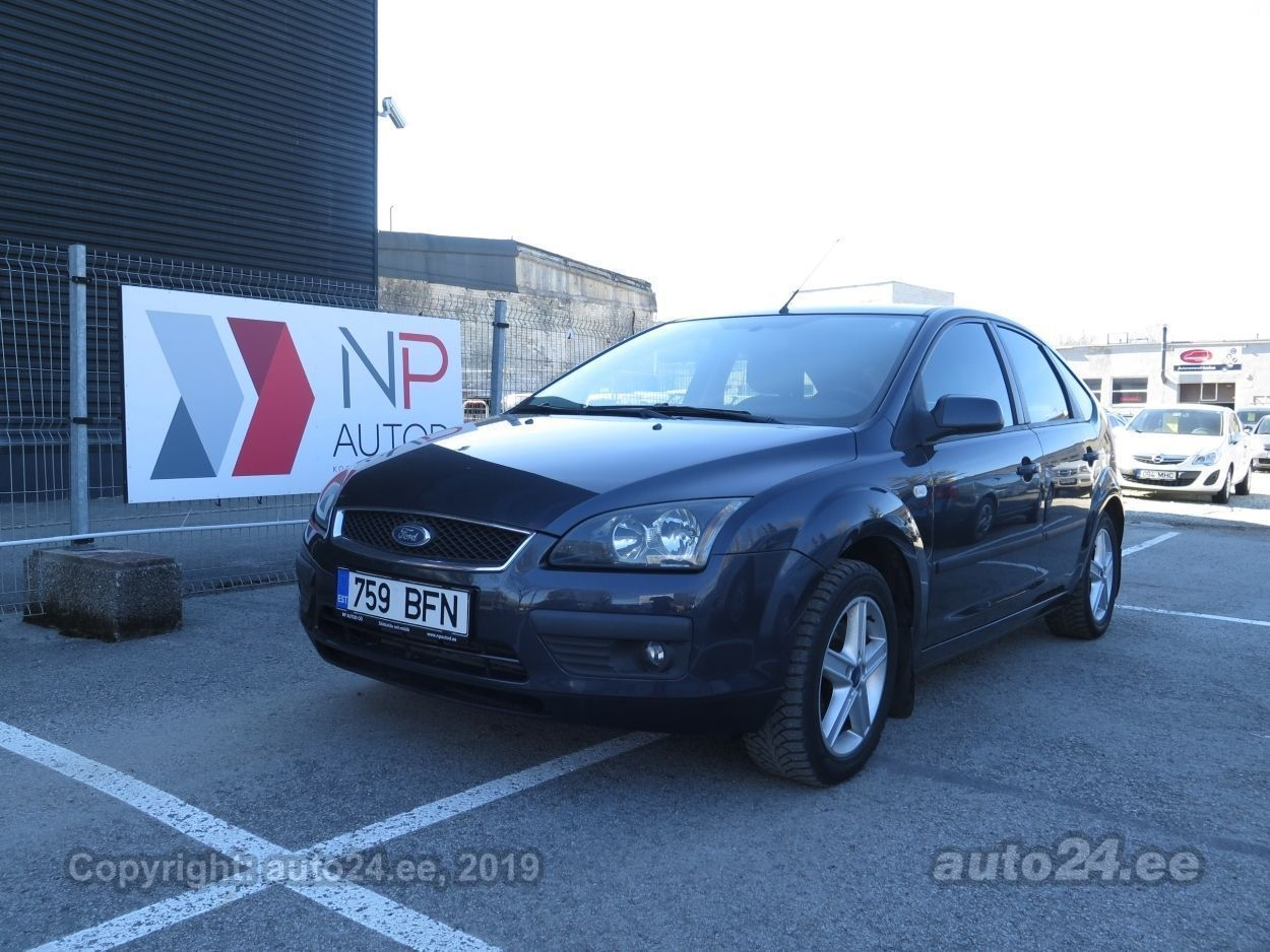 Ford Focus TDCi 1.8  85 kW