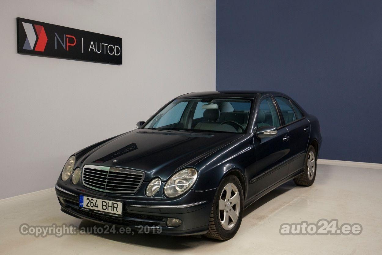 Mercedes-Benz E 270 CDI 2.7  130 kW