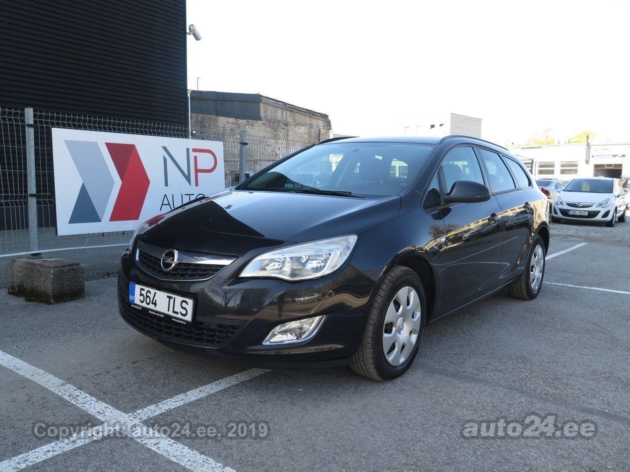 Opel Astra SPORTS TOURER 1.7  81 kW