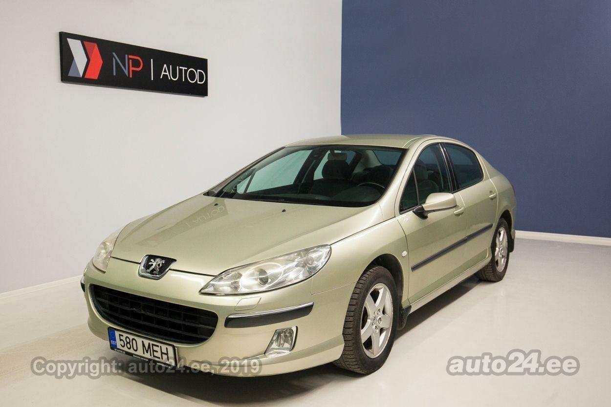 Peugeot 407 16V 2.0  100 kW