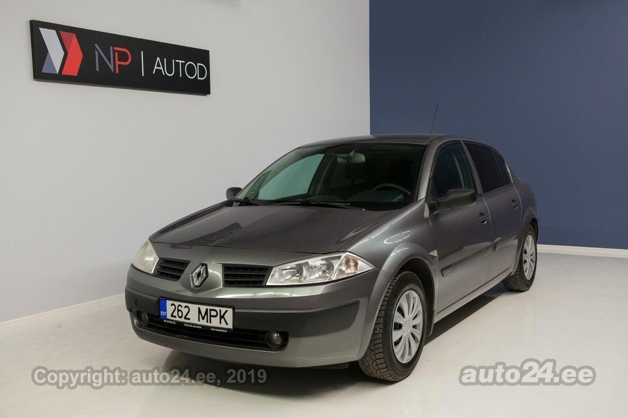 Renault Megane dCi 1.5  60 kW