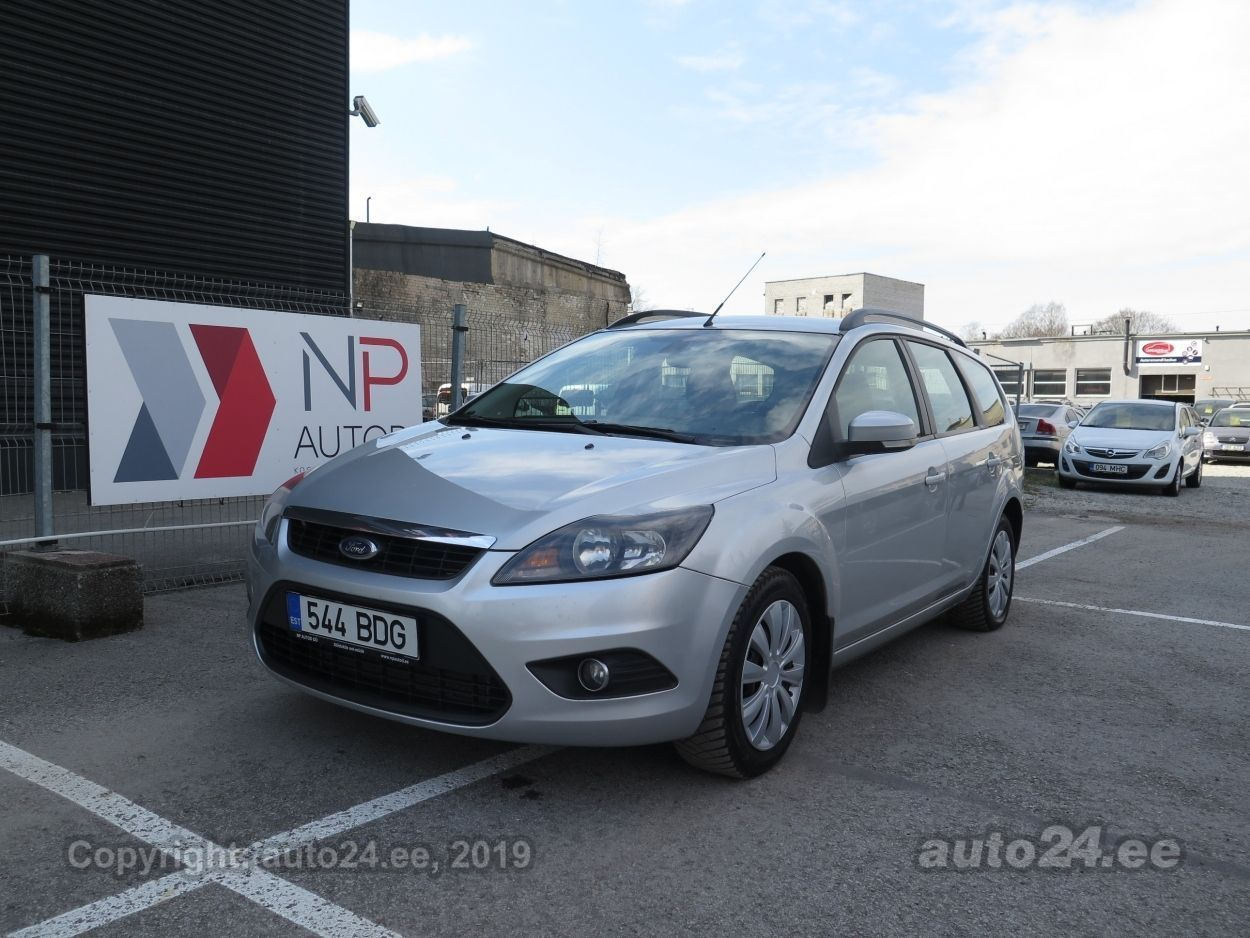 Ford Focus Wagon 2.0  100 kW