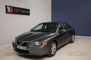 Volvo S60 D 2.4  93 kW
