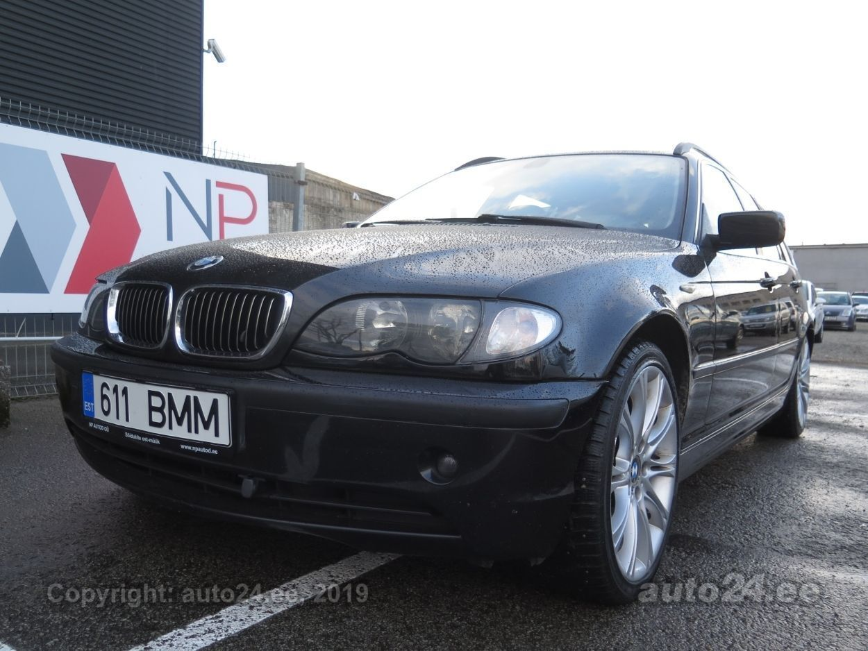 BMW 330 XD 3.0  150 kW