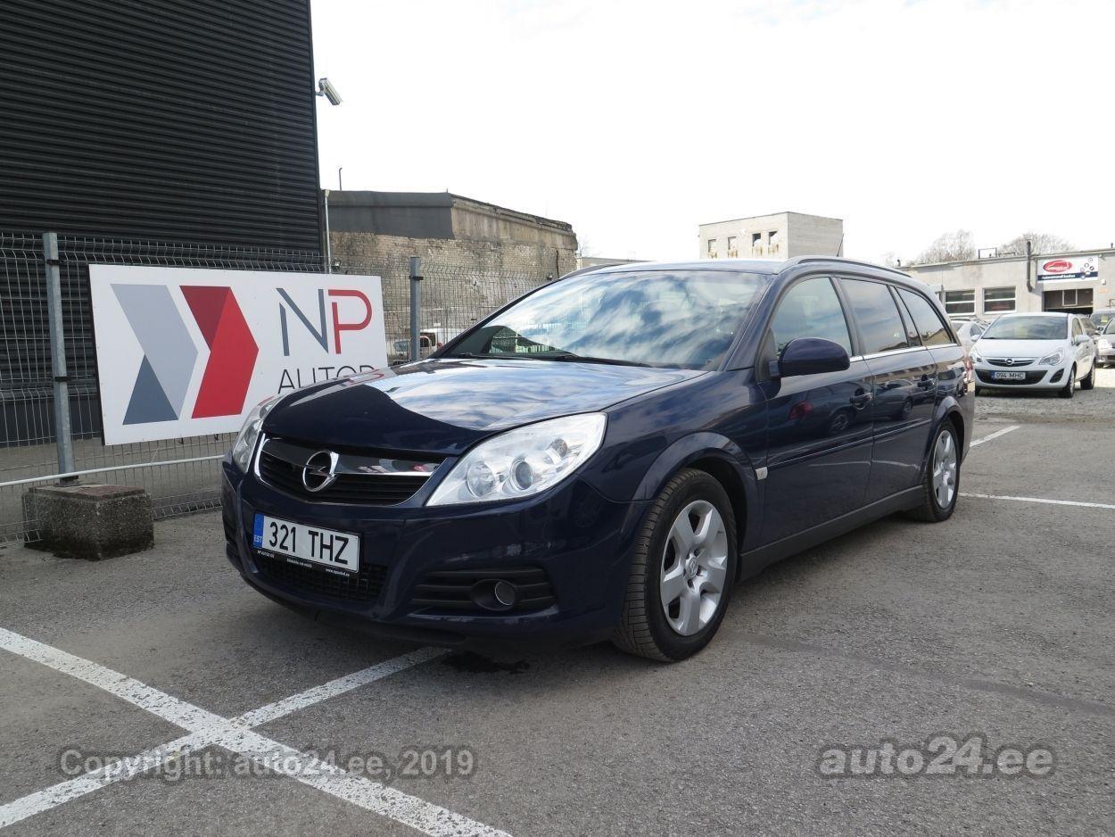 Opel Vectra Stationwagon 1.9  88 kW