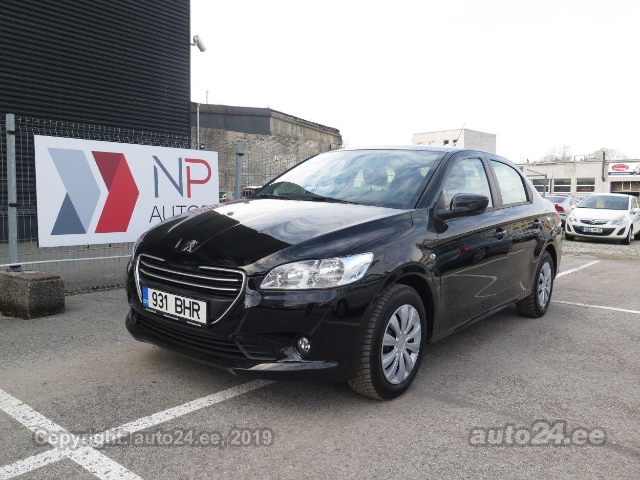 Peugeot 301 HDi 1.6  68 kW