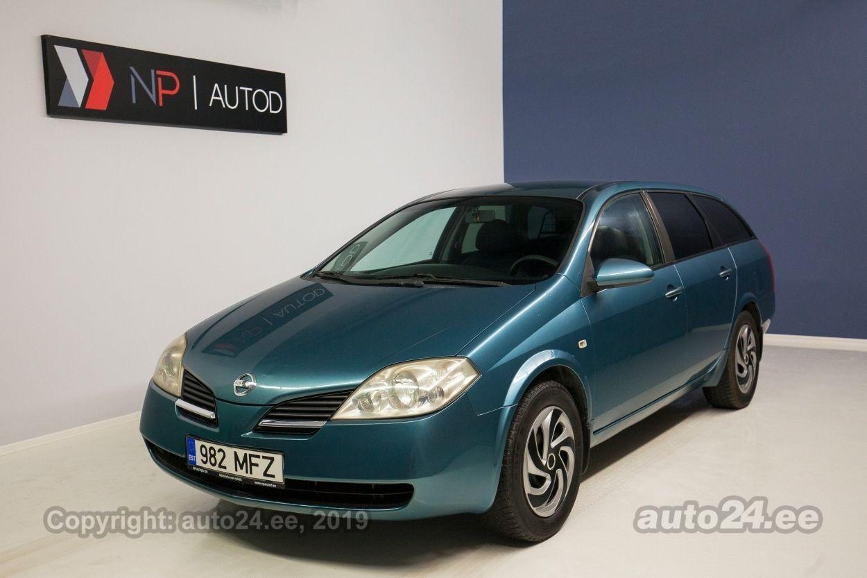 Nissan Primera City 1.8  85 kW