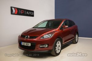 Mazda CX-7 DISI Turbo 2.3  191 kW
