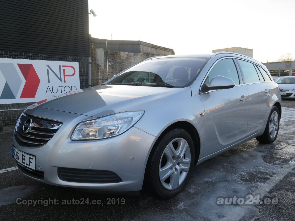 Opel Insignia CDTi 2.0  96 kW